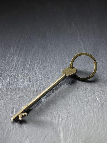 antique key Antique Black Background Objects Retro Security Brass Key Key Of Success Key Ring Metal No People Old Secret Success Vintage