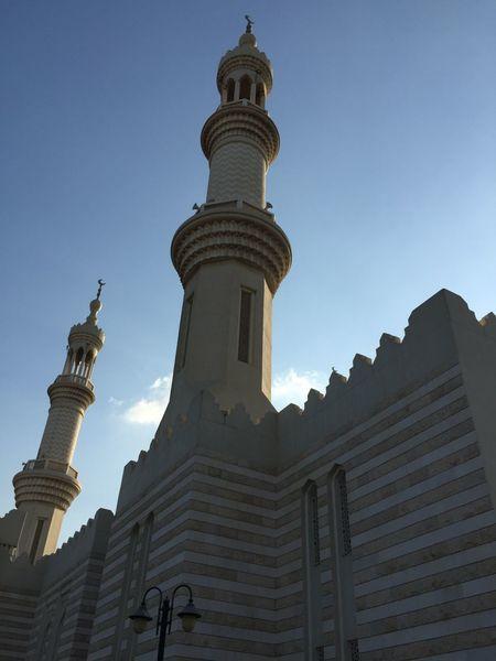 Mosque Dibba Fujairah UAE Travel Photography Mosque Praying