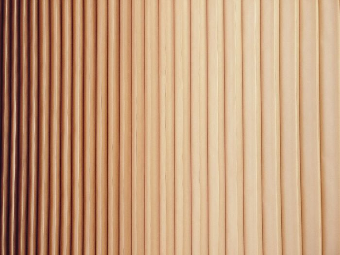 Backgrounds Textured  Striped Pattern Full Frame No People Close-up Corrugated Iron Day Cardboard Cardboard Background