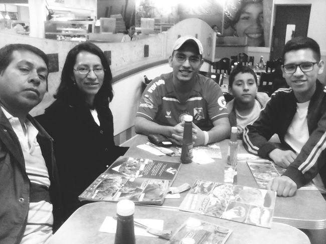 Tiempo en familia :)
