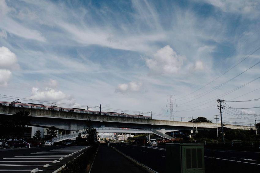 Transportation Sky Cloud - Sky Architecture Road City Built Structure