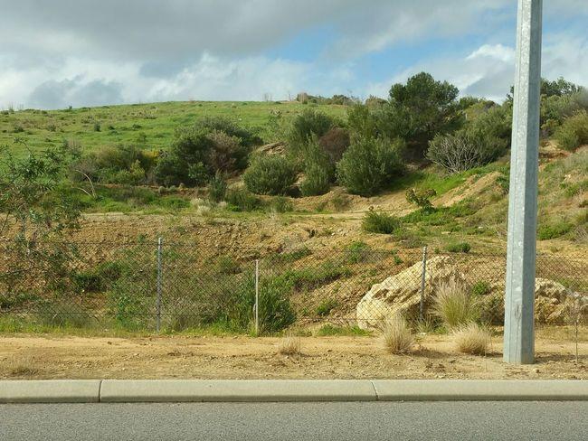Sandy Road. Amfotografi Samsung Galaxy Note 4 Perth Australia Nature Photography Desert Roadside
