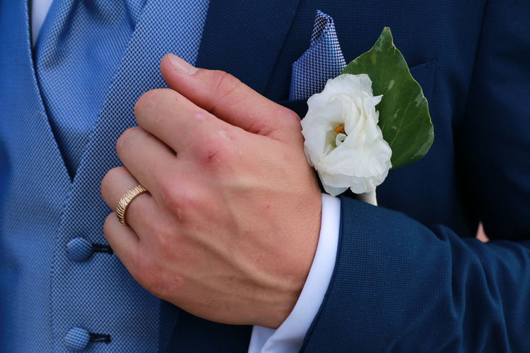 hand man wedding detail Dressing Up Detail Hands Wedding Wedding Photography Wedding Dress Wedding Ceremony EyeEm Selects Human Hand Bridegroom Bride Wedding Dress Flower Married Men Life Events Ceremony Bouquet Wedding Ring Finger Ring Ring