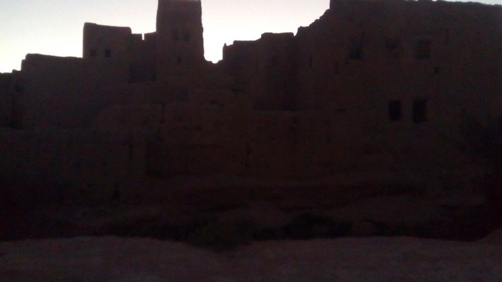 old castle in the desert dark side dark side darkness and light Dark Side Traditional Building Vintage Travel Destinations History Architecture Old Ruin Ancient Desert No People Outdoors Built Structure Day Building Exterior Sky Ancient Civilization Rock Face