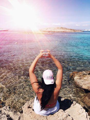 Bestoftheday Beauty In Nature Sea Ozean Ibiza Formentera