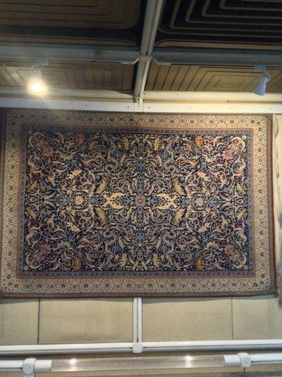 Hand Made Rug Iran Art Beautiful