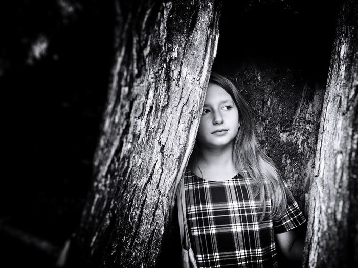 Can't see the wood for the trees Portrait Blackandwhite Shootermag Shootermag_uk EyeEm Best Shots Tree Tree Trunk