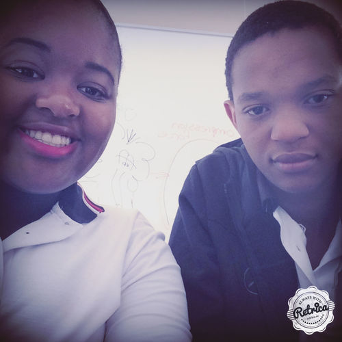 My Bestfriend Sean💜💜💜I love him to the moon and back! We goof around in class though Not Education Cramming Daydreaming Redlips💋 Girls Guys South Africa