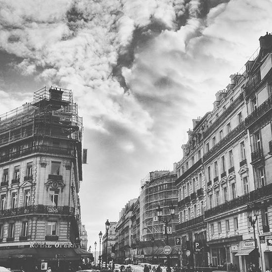 Paris, today Paris Stage Maison Doris Today 13 October 2015  House Apart Blackandwhite With My Mother Instagood Instamoment Take With My Phone HuaweiP8 P8