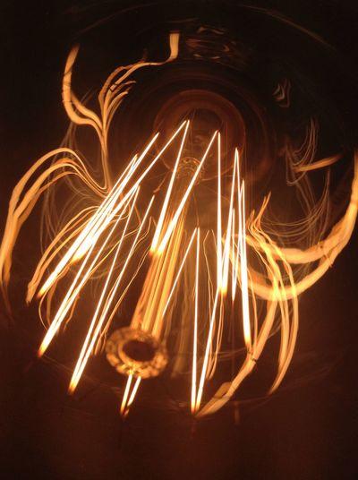 Lightbulb Detail Light