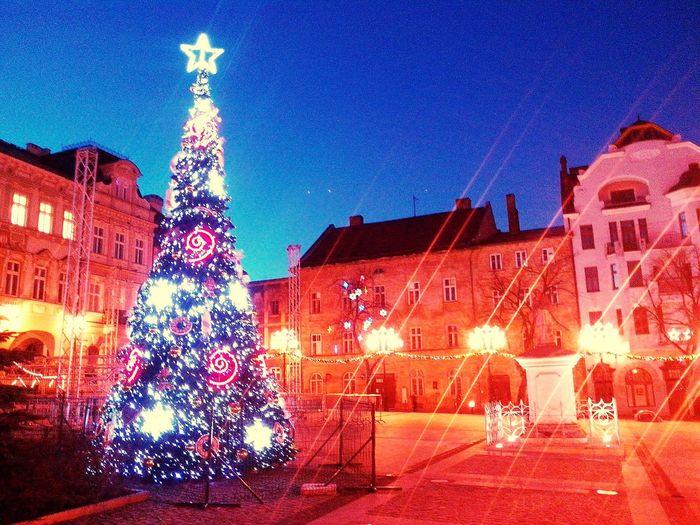 Ostatnie widoki Świąteczne