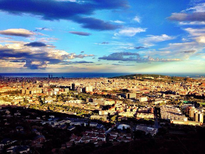 Que bonita es Barcelona