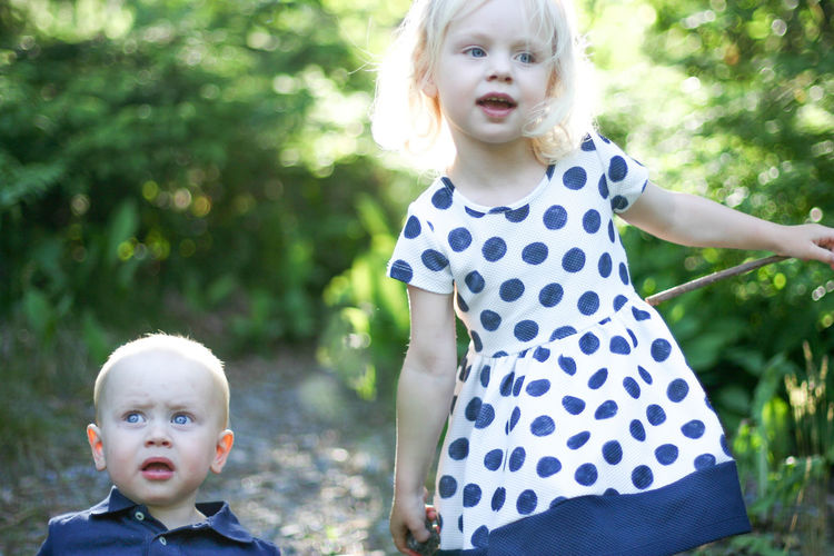 Children Photography Siblings Little Girl Little Boy Portrait Photography Portraits Hello World Cheese!