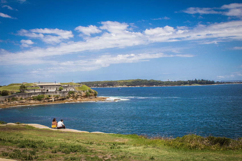 First Eyeem Photo Beach Sea Sky Nature Travel Sydney Australia