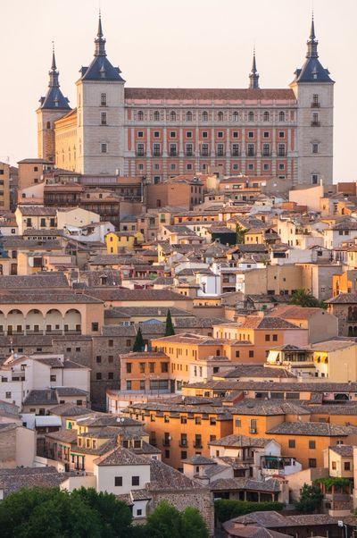 Alcazar Toledo SPAIN España Architecture_collection Architecture Sunlight
