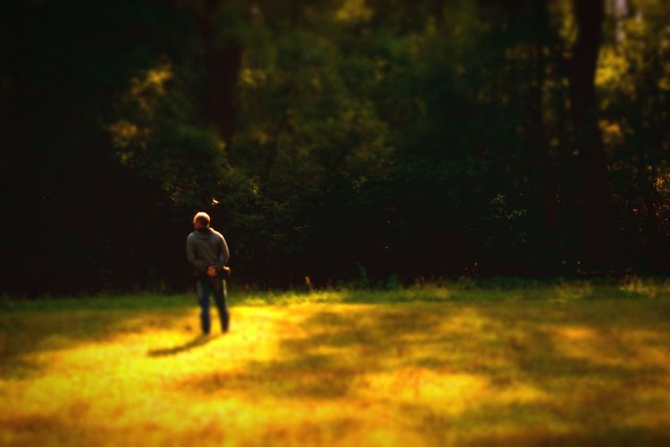 One Person One Man Only Adult Only Men Sport Full Length Adults Only People Grass Outdoors One Young Man Only Night Young Adult Sportsman Golfer Ócsa National Park EyeEm Gallery EyeEm Best Edits EyeEm Nature Lover Nature Reserve Enjoy Sunshine  Enjoy Life Enjoy Sunshine  Beauty Fall Colors Second Acts Be. Ready.