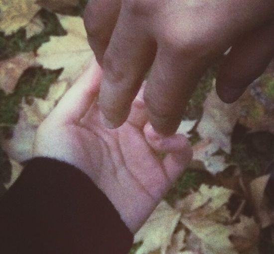 Sonbahar Aşk Love Hands Photooftheday Everyday Lives Istanbul MyDarling  Gülhaneparkı