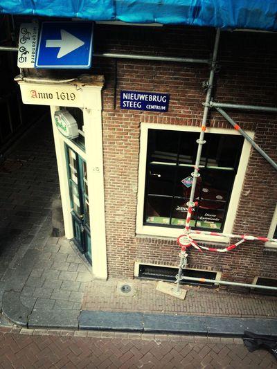Amsterdam Holiday Traveling Enjoying Life