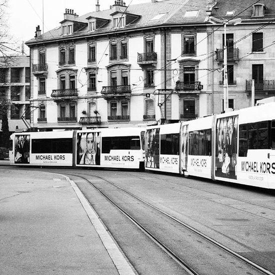 Absorbed in my pictures, my memories. Memories Love Travel Explore Adventure Geneva City Switzerland Stunning Beautiful View Street Tram Blackandwhite Trip Journey artflakes.com/shop/philipp-tillmann (link in biography)