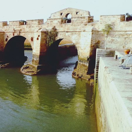 Water Architecture Old Ruin Nature Ancient Built Structure Outdoors No People Building Exterior Sky Bridge - Man Made Structure Mix Yourself A Good Time History