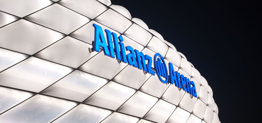 Architecture Arena Fußballstadion München Night Photography Nightphotography The Week On EyeEm Allianz Arena Blue Building Close-up Day Low Angle View Night No People Outdoors Stadion