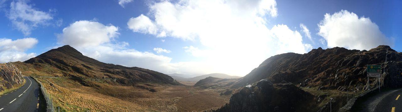 stunning ireland Traveling On The Road Nature Mountains Ireland Landscape Beautiful Nature