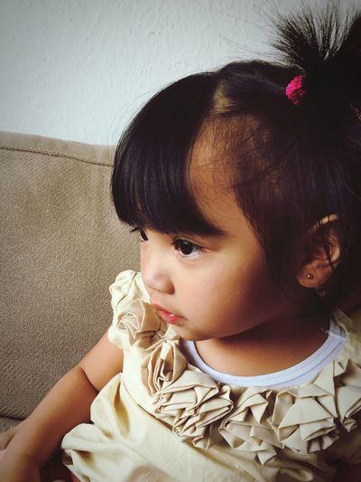 My Baby Girl Dylan