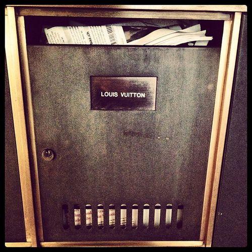 #mailbox #vuitton #louis #basel Mailbox Louis Basel Louisvuitton Vuitton