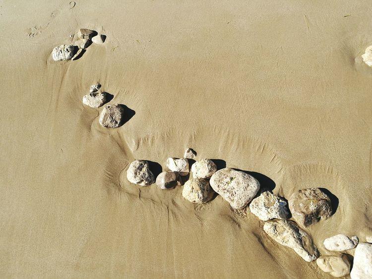 Nature... Sunlight Sand Beach Vilanova I La Geltru Water Day Beautiful Nature