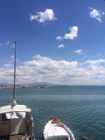 Last Holidays Sky And Sea
