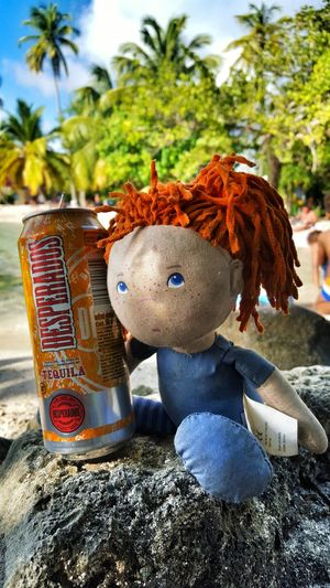 Doll Doll Photography Desperados Beer Beach Photography Nature Photography Islandlife Photography Frenchwestindies Martinique