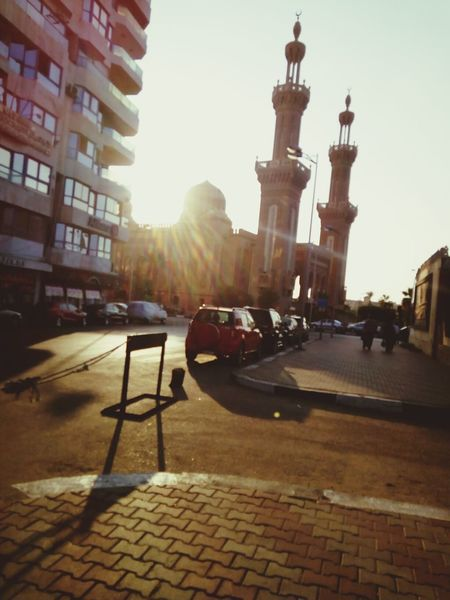 Sunlight Architecture Outdoors Mosque Portsaid Portsaid , Portsaid Every Day