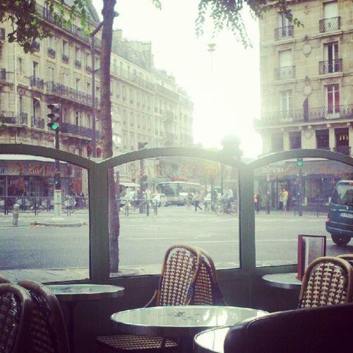 Last morning in Paris