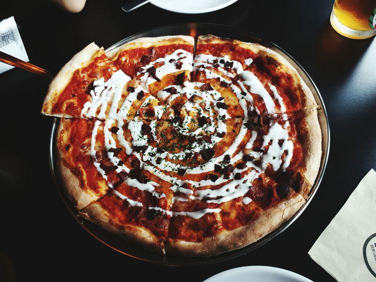 梨泰院で食べたpizza