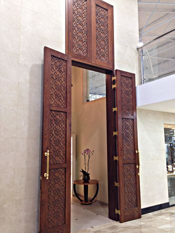 Grand Door Architecture Design Interior Design
