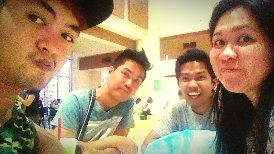 Reunited With D Dudes :)