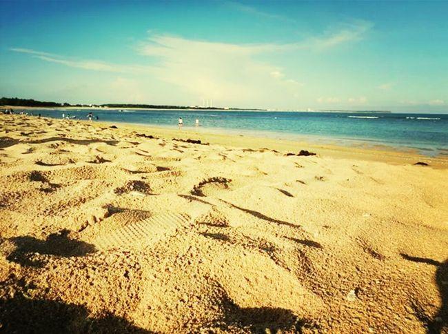 澎湖隘門金沙灘