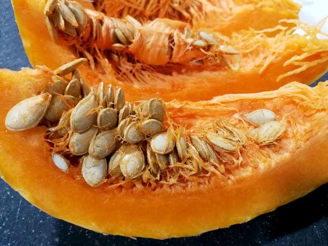 Tajadas de calabaza con semillas Fruit Vegetales Diet Sabor Semillas Dulce Alimentosdelicioso 💪🏼 Sabroso Close-up No People Food Day Indoors  Healthy Eating
