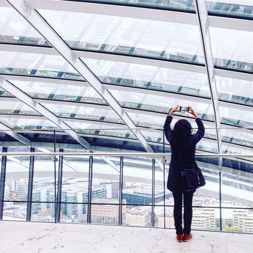 iPhone ballet The Tourist Tourism London The Sky Garden The Walkie Talkie, London Photography Photographer Capture Ballet IPhoneography IPhone Visiting Visit Visitor Solitary Alone Minimalism Minimal Showcase March