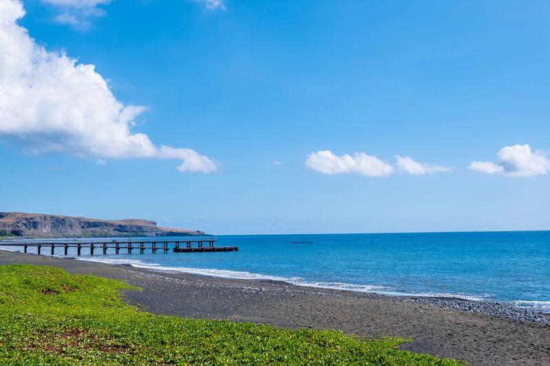 Beach, St.