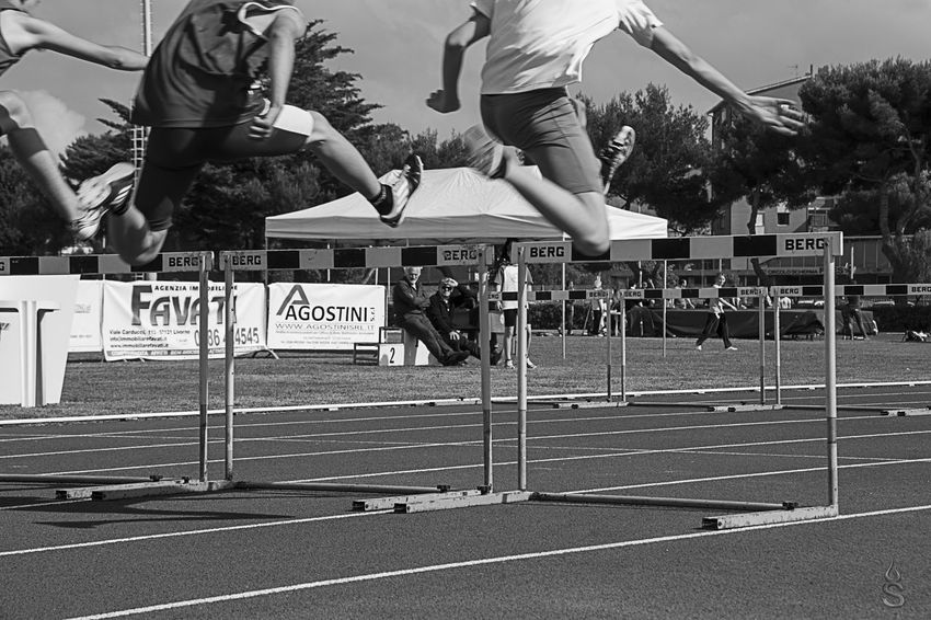 Atleti Atletic Atlética Canon EyeEm Gallery Jump Jumping Ostacoli Outdoors Saltare Salto Sport Sports Velocity Velocità