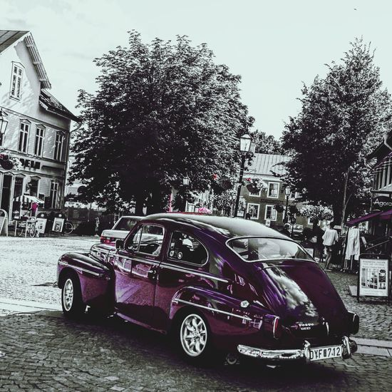 Volvo Pv Red Car Old Car Showcase July EyeEm Best Shots EyeEmBestPics