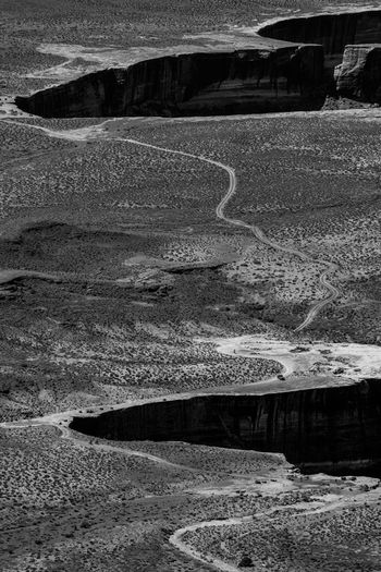 Putholes #1 Canyonlands National Park, Utah Utah USA No People Day Backgrounds Full Frame Textured  Pattern Nature High Angle View Landscape Land Outdoors Environment Abstract