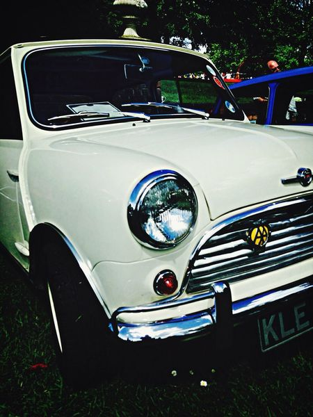 Mini Cooper Vintage Cars Classic Car Cars