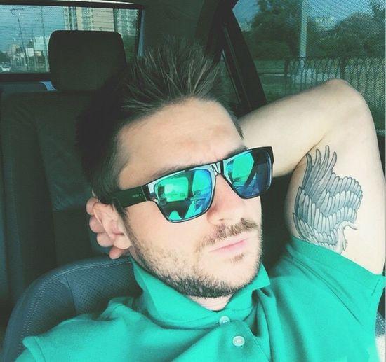 Russia SergeyLazarev Russianman Beutiful  MyLove❤ World Like Tattoo Look Man