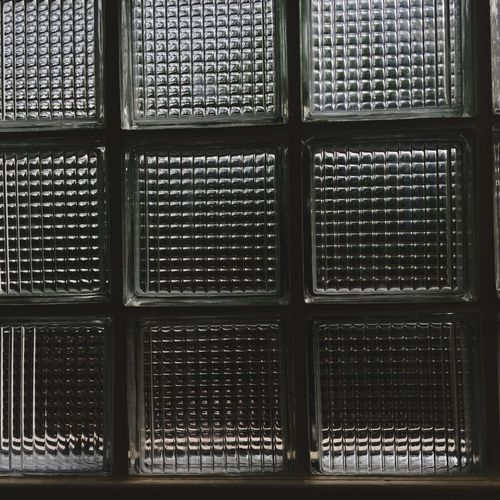 Window Pattern Built Structure No People Architecture Indoors  Full Frame Glass - Material Backgrounds Building Day Design Metal Shape Transparent Geometric Shape Frosted Glass Security Close-up