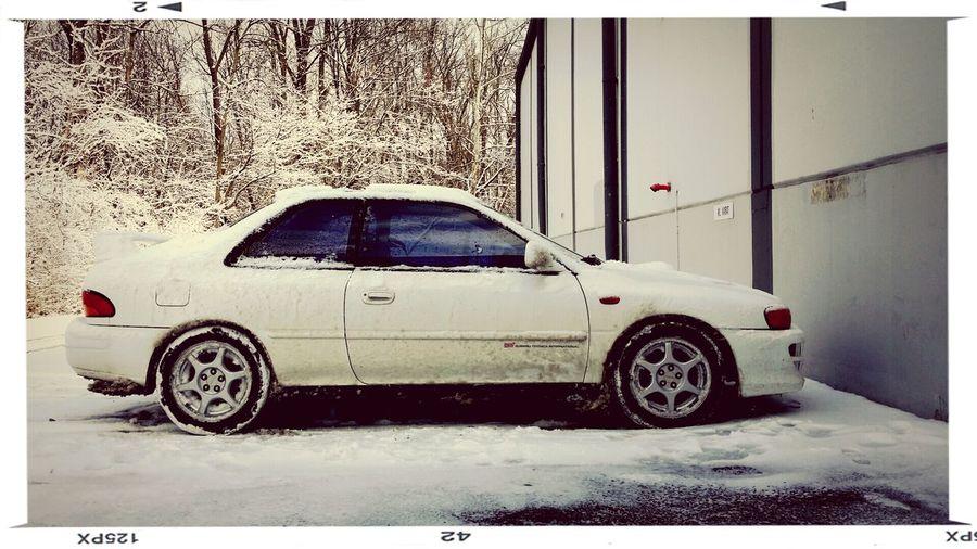 Subaru 2.5rs Impreza Subaru