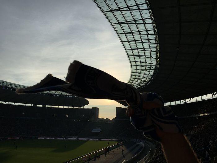 Hahohe Olympiastadion Hertha BSC