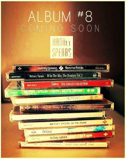 arañando las paredes!! Britney Spears New Album 8