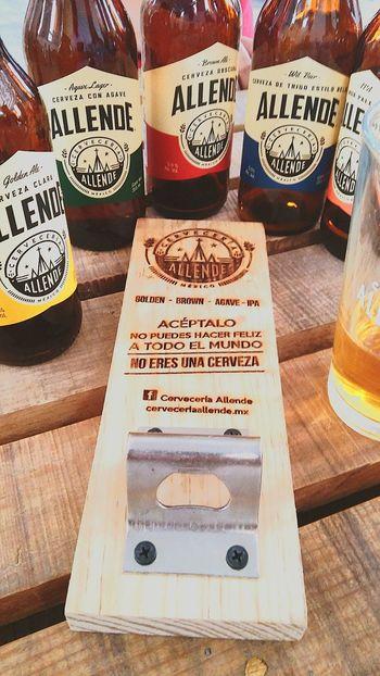 Allende Guanajuato, México Beer Time